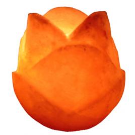 Salt Candle Holder Rose