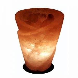 Roll Glass Lamp