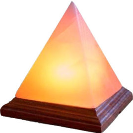 Salt  Pyramid Shape