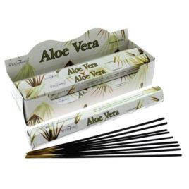 Stamford Aloe Vera Incense (6 Pack)