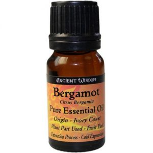 Bergamot (FCF) Essential Oil
