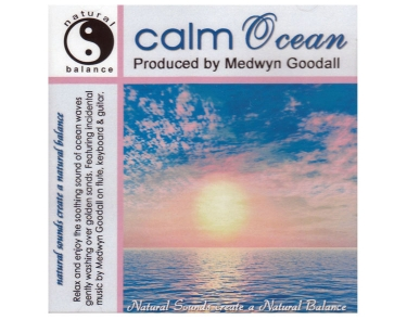 Calm Ocean CD By Medwyn Goodall