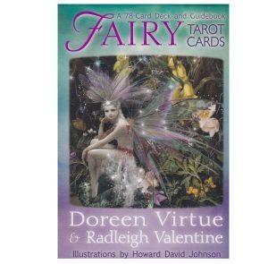 Fairy Tarot Card DECK By Doreen Virtue and Radleigh Valentine
