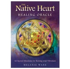 Native Heart Healing Oracle Cards
