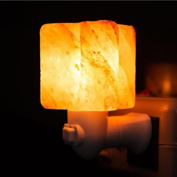 salt night light